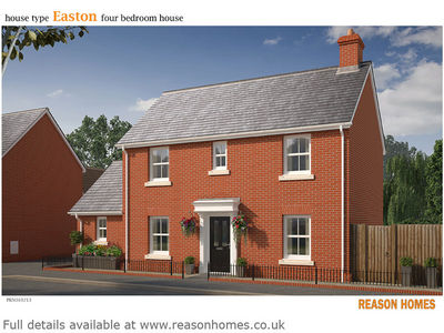 Reason Homes - House Type Photo