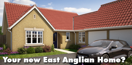 Your brand new home in East Anglia